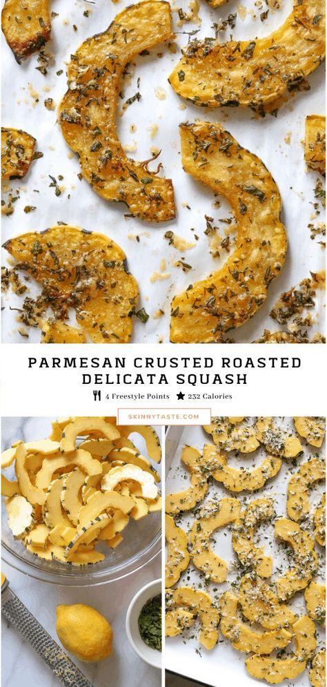 The Best Recipe For Crispy & Delicious Roasted Delicata Squash