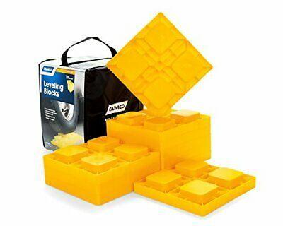 Sponsored Ebay Camco Rv Leveling Blocks Trailer Single Double Wheels Secure 10 Pack Camper Part In 2020 Rv Leveling Blocks Camper Parts Camco
