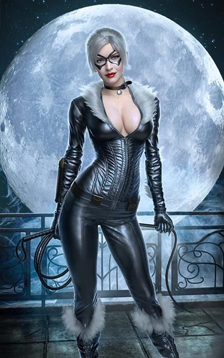 Catwoman - NEW PRODUCT: VERYCOOL Accessories Series: 1/6 Catwoman CATWOMAN Set (including head carving) VCL-1001# D142ef6d5f51ff628739f236afacf8fe--marvel-girls-comics-girls
