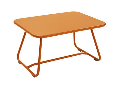 Table Sixties, table basse pour salon de jardin | CAROTTE ...