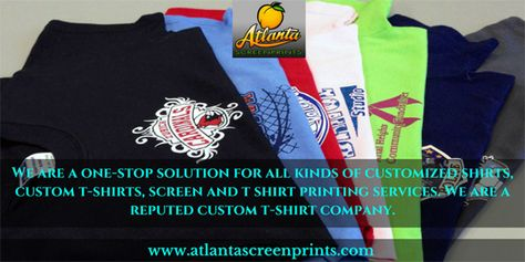 a6340f54 Several individuals, corporate houses, and businesses seeking custom  clothing line printers in Atlanta connect with us due to the superior  quality we offer.