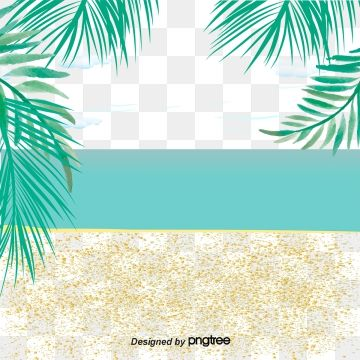Summer Background Decoration Background Clipart Great Coconut Tree Png And Vector With Transparent Background For Free Download Summer Backgrounds Background Clipart Background Decoration