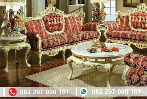 sofa italia mewah jepara yang sangat elegan dan dengan