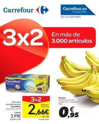 Catalogo Carrefour Del 6 Al 13 Marzo A Los 13 Folletos Lidl