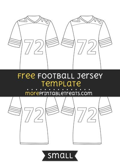 photo regarding Football Jersey Template Printable titled Free of charge Soccer Jersey Template - Minor Soccer Cheer