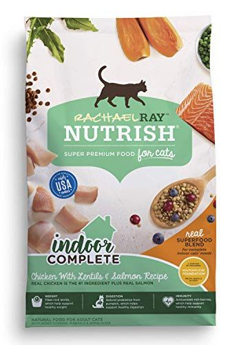 Cheap Rachael Ray Nutrish Indoor Complete Natural Dry Cat Food