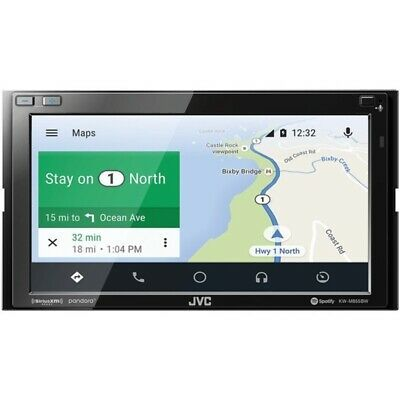 Details About Jvc Kw M855bw Kw M855bw 6 8 Double Din In Dash