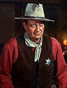 26/05/1907 :John Wayne, acteur et cinéaste américain. († 11 juin 1979)
