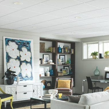 Alternatives To Drywall Ceilings Armstrong Residential Alternatives To Drywall Dropped Ceiling Diy Ceiling