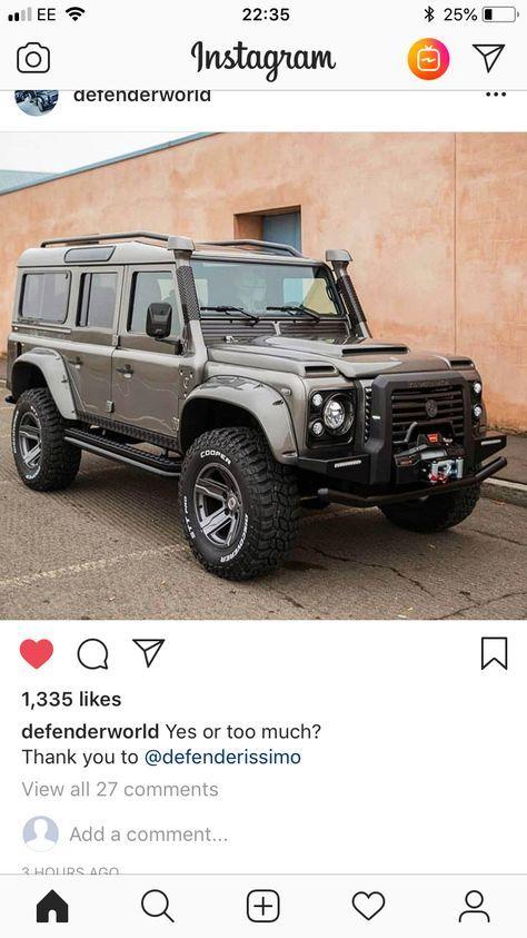 Suv Cars Jeep Landrover Defender 31 Ideas Land Rover Defender