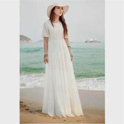 White summer maxi dresses 2018