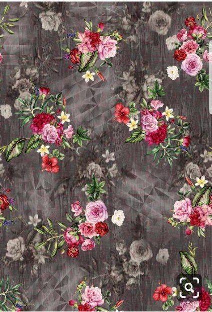 Trendy Wall Paper Flowers Phone Fabrics 22 Ideas Flowers Wall