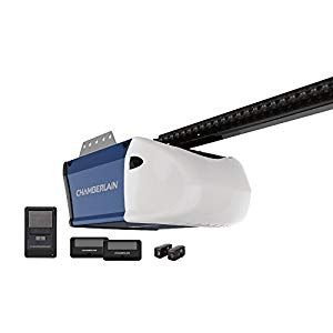Chamberlain Pd512 Garage Door Opener Hp Durable Chain Drive Operation Includes 2 1 Button Best Garage Door Opener Garage Door Opener Best Garage Doors