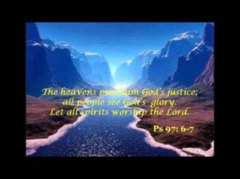 Bga Baca Gali Alkitab Mazmur 97 Mazmur Alkitab