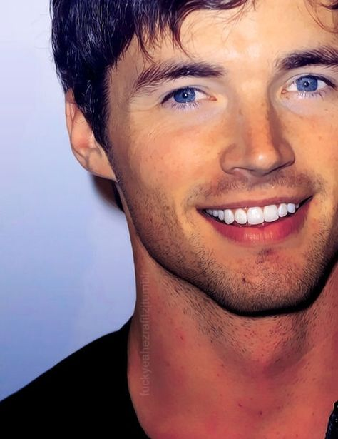 Ian Harding - Click image to find more Celebrities Pinterest pins