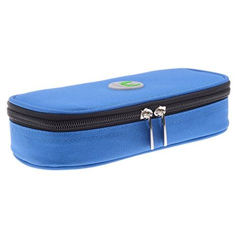 Parateck Oxford Fabric Medical Travel Cooler Bag Insulin Cooling