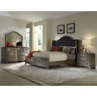 Shop For Pulaski Furniture Hanson Headboard, And Other Bedroom Beds At  Barrs Furniture In McMinnville, TN. The Ultimate Combination Of Style And  Function, ...
