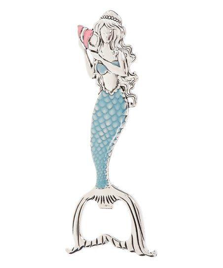 Ganz Mermaid Bottle Opener Zulily Mermaid Mermaid Kisses