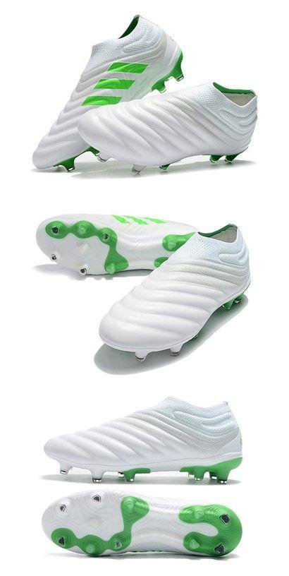 muy agradable Acostado Adiós  adidas Copa 19.1 FG Zapatillas de Fútbol - Blanco Verde   Botas de futbol,  Zapatos de fútbol nike, Zapatos de futbol adidas
