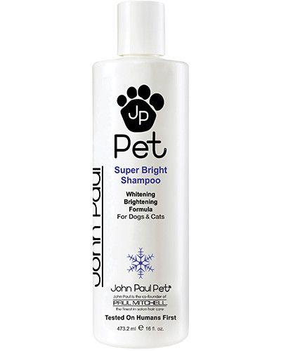 John Paul Pet Super Bright Shampoo 16 oz