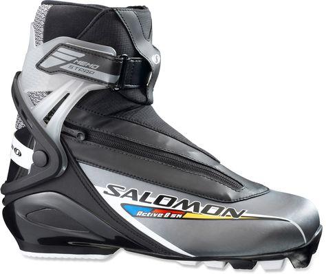Salomon de Chaussure ski Rs sns skating carbon de fond 9E2HDWIY