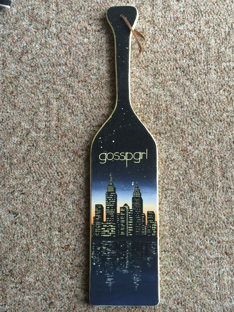 Gossip Girl Paddle by on