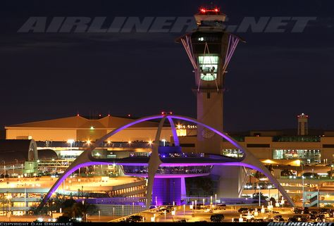 Los Angeles - International (LAX / KLAX)