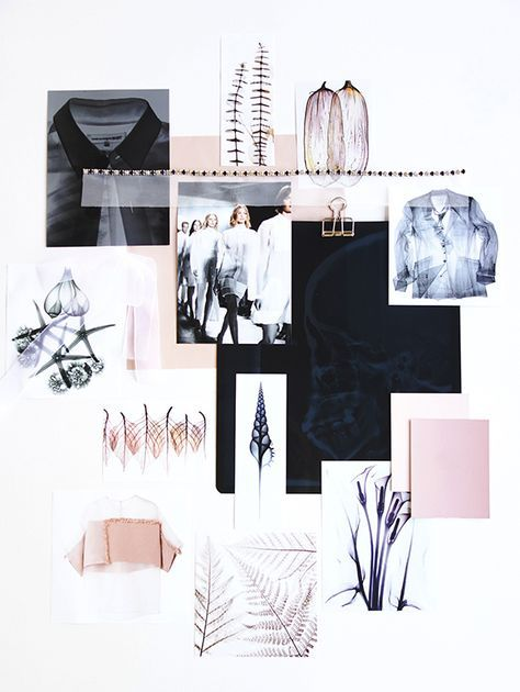 New fashion portfolio design inspiration mood boards 27 ideas