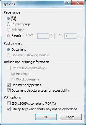 Webaim Pdf Accessibility Converting Documents To Pdf Family History Book Family History History Books