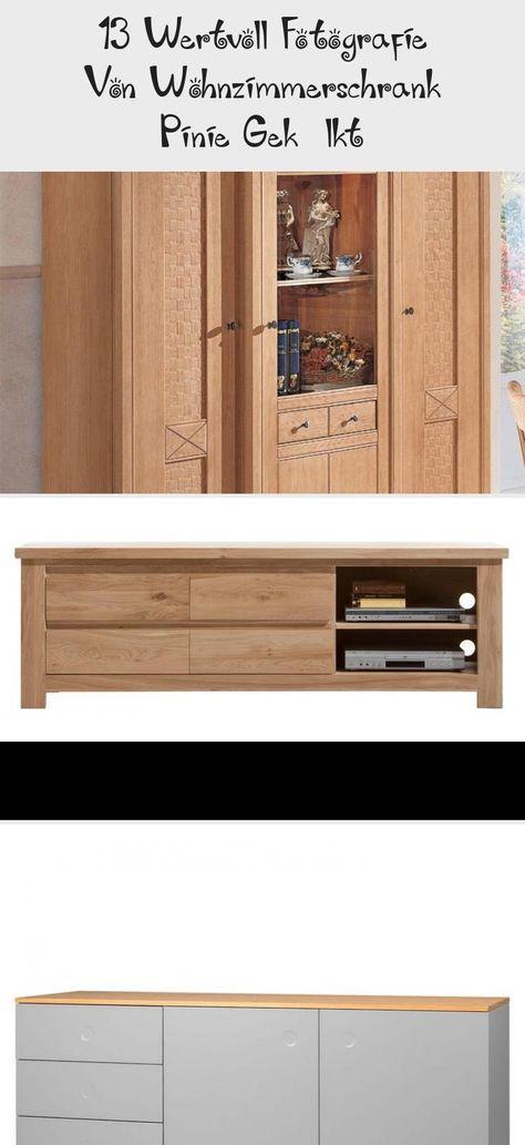 Wohnzimmerschrank Pinie - Minimalistisches und modernes ...