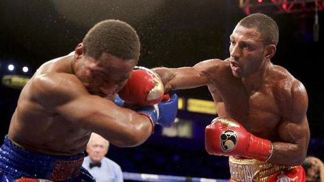 Britain's Kell Brook beats Shawn Porter of the USA to win the IBF world welterweight title. BOUT TIME BROOKY!