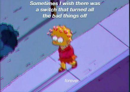 Sad Aesthetic Wallpapers Simpsons Pin De Nakyia Em Iphone Wallpaper Imagem De Fundo