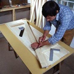 Comment Fabriquer Des Volets Battants En Bois De Sapin Projets De Bricolage Et Loisirs Creatifs Menuiserie Exterieure Artisanat En Bois