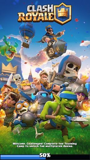 Download The Clash Royale Mod Apk For Ios And Android Clash Of