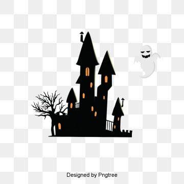 Simple Cartoon Halloween Design Pattern Di 2020 Ilustrasi Pola Halloween Ilustrasi