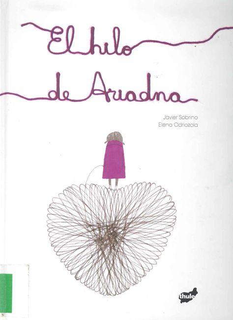 """""""El hilo de Ariadna"""" Javier Sobrino y Elena Odriozola."""