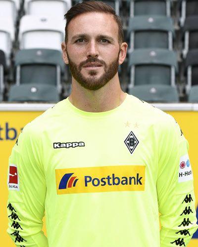 Tobias Sippel Borussia Monchengladbach Borussia Monchengladbach