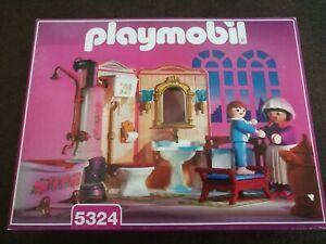 Playmobil 5324 Badezimmer Nostalgie Puppenhaus Zu 5300 Neu Ovp Playmobil Puppenhaus Nostalgie