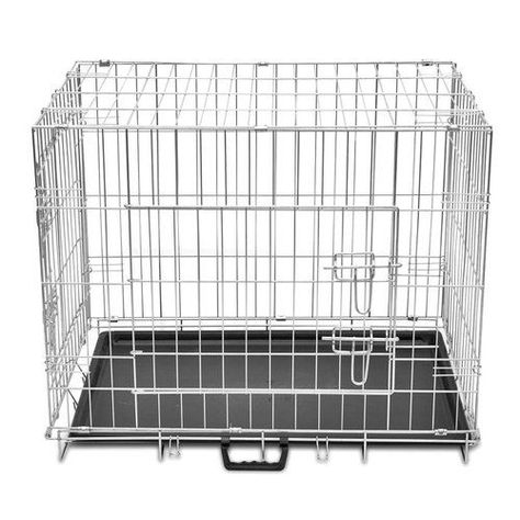 Large Dog Cage With Divider Dog Crate Dog Cages For Sale Dog Bench