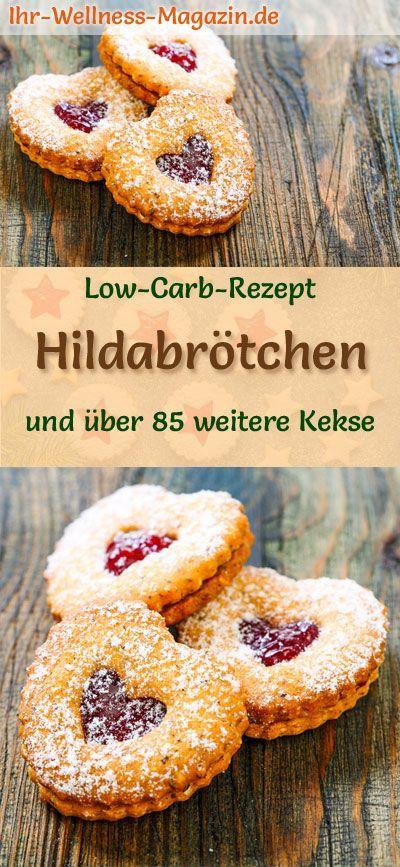 Weihnachtskekse 2019.Low Carb Hildabrötchen Einfaches Plätzchen Rezept Für
