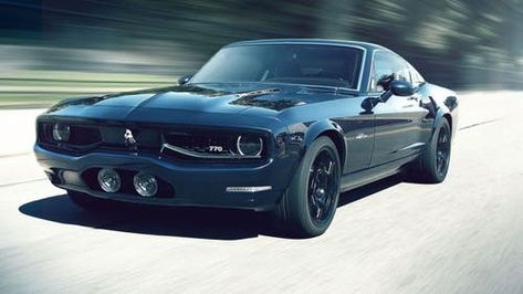 Top 5 best muscle cars in theWORLD