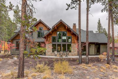 Stunning Mountain Craftsman Retreat with Two Master Suites ... on ranch brick house plans, ranch kitchen house plans, ranch log cabin plans, ranch cottage plans, ranch deck house plans, ranch double house plans,