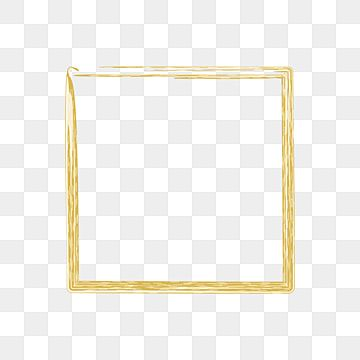 Yellow Abstract Brush Square Frame Border Yellow Background Picture Frame Png Transparent Image And Clipart For Free Download Pintura Vector Vectores Abstractos Marcos De Colores