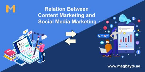 The Relationship Between Content Marketing And Social Media Marketing
