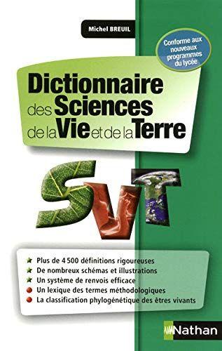 Telecharger Dictionnaire Sciences Et Vie De La Terre Pdf Par Michel Breuil Telecharger Votre Fichier Ebook Maintenant