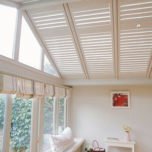 Conservatories Roof Lights Shaped Shutters Pergola Wooden Shutters Pergola Shade Cover