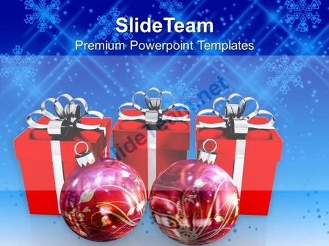 Christmas Background Sale And Filigree Decoration Events Templates - christmas powerpoint template