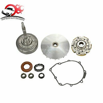 Clutch Kit for 04-07 Yamha Rhino 660 Housing Primary Sheave Carrier Sheave Wet