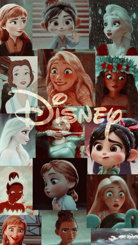 Disney Aesthetic Wallpaper