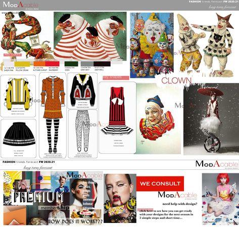 FW 2020/21 fashion trends Тренды зимы 2020/21